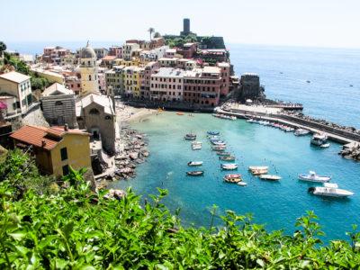 Cinque Terra Italy - Port
