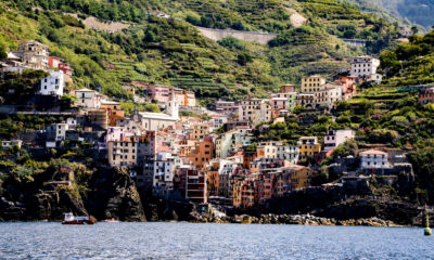 Cinque Terra, Italy - Photo by Casey Barnett