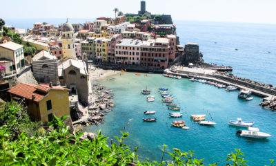 Cinque Terra - Photo by Casey Barnett